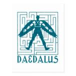 Daedalus Postcard