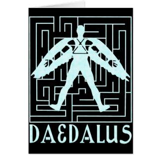 Daedalus Tarjeta De Felicitación