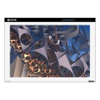 Daedalus Workshop 3D Fractal Laptop Decals