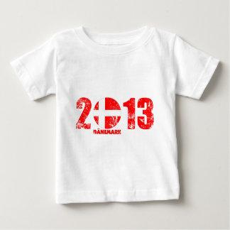 daenemark_2013.png baby T-Shirt