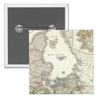 Daenemark, isla - Dinamarca, Islandia Pin