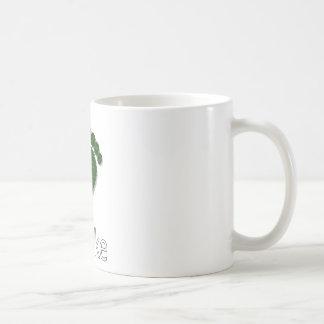 daenke - piensa (y n) agradece (n) taza clásica