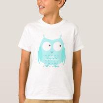 DAF OWL Logo T-Shirt