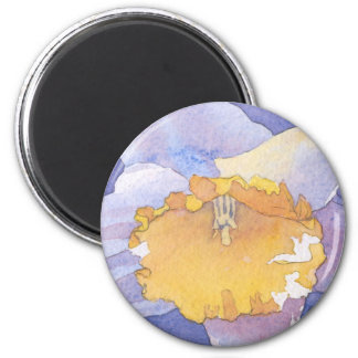 Daffodil 2003 refrigerator magnets