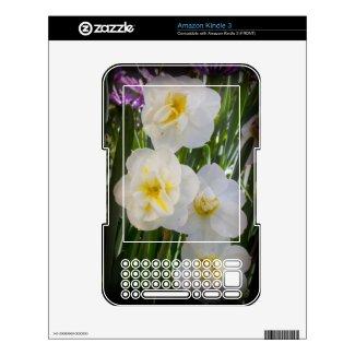 Daffodil 2 Kindle Skin musicskins_skin
