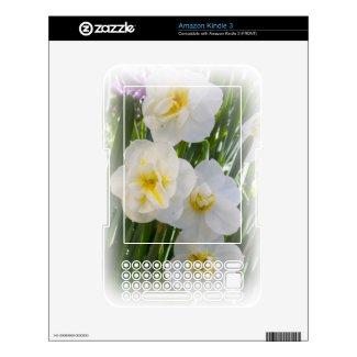 Daffodil 3 Kindle Skin musicskins_skin