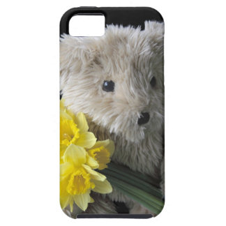 daffodil bear iphone4 tough case iPhone 5 cases