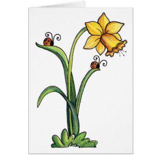 Daffodil - Card