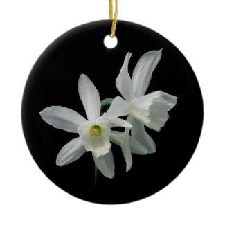 Daffodil Christmas Ornament ornament