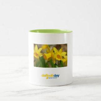 Daffodil Day Coffee Cup