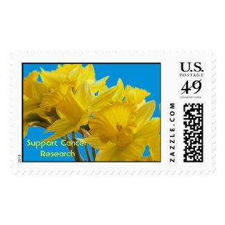 Daffodil Days Postage