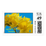 Daffodil Days Stamps