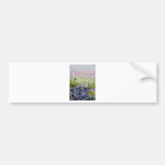 daffodil elves bumper sticker