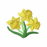 Daffodil Embroidered Shirt
