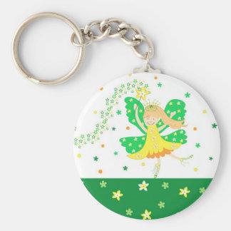 Daffodil fairy - Keychain