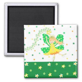 Daffodil fairy - Magnet