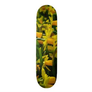 Daffodil Family Skateboard Deck