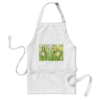 Daffodil Fields Apron apron