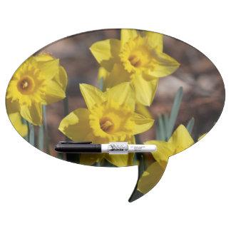 Daffodil Garden Dry-Erase Boards