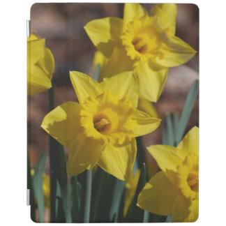 Daffodil Garden iPad Cover