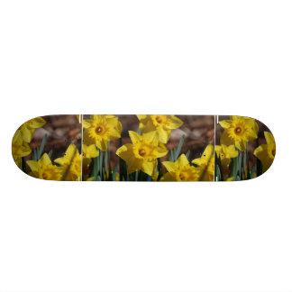 Daffodil Garden Skateboard Deck