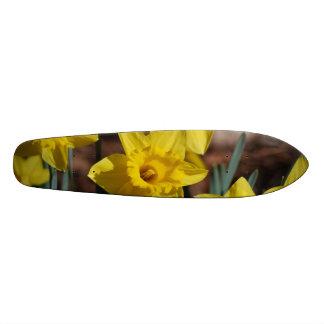 Daffodil Garden Custom Skateboard