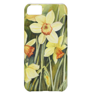 Daffodil Gathering Cover For iPhone 5C