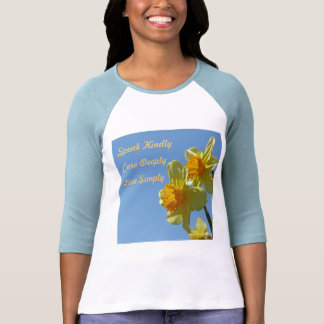 Daffodil Ladies Fitted Shirt