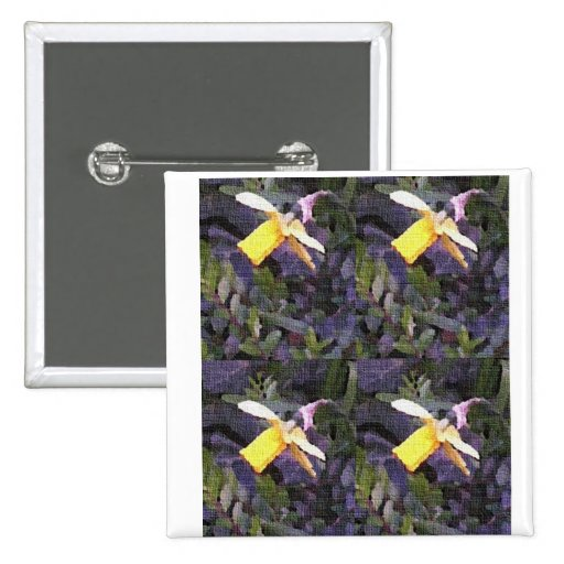 Daffodil Medley Button