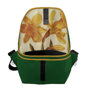 Daffodil Messenger Bag