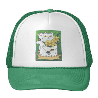 Daffodil Neko Trucker Hat