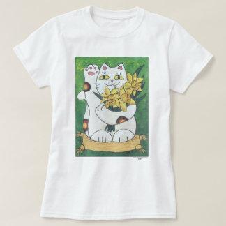 Daffodil Neko T-Shirt