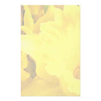 Daffodil Petals Stationery