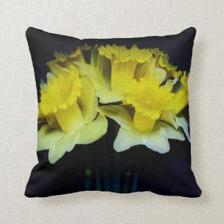 Daffodil Pillow