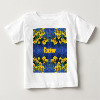 Daffodil Spring Fantasy Baby T-Shirt
