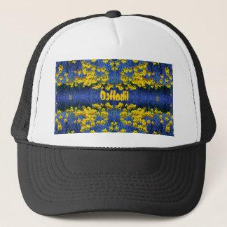 Daffodil Spring Fantasy Trucker Hat