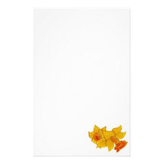 Daffodil Stationery