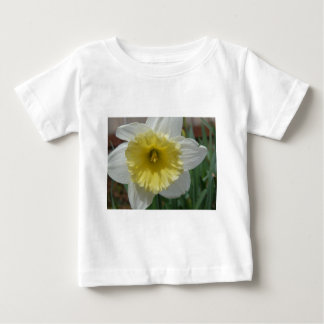 daffodil,white and yellow daffodil baby T-Shirt