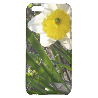 daffodil yellow flower floral nature iPhone 5C case