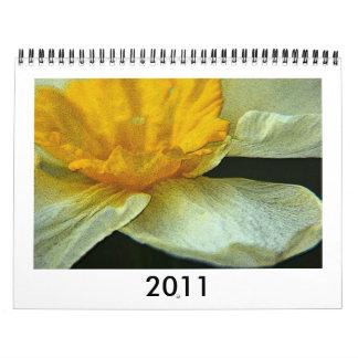 Daffodils Calendar