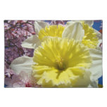 Daffodils Flowers Place Mats Spring Daffodil Flora