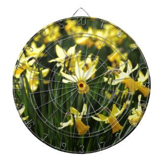 Daffodils in Spring Dart Boards
