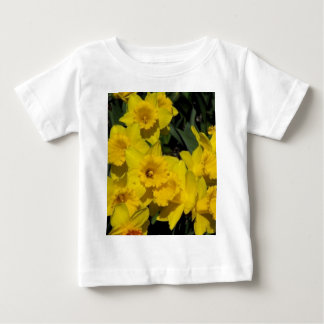 daffodils in spring time 2 baby T-Shirt