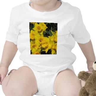 daffodils in spring time 2 romper