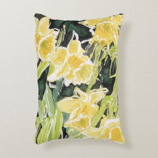 Daffodils in the Garden Pillow