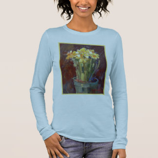 """Daffodils"" Long-Sleeve Long Sleeve T-Shirt"