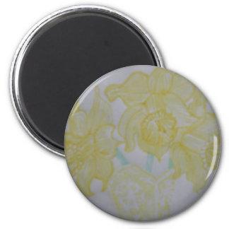 Daffodils Magnet