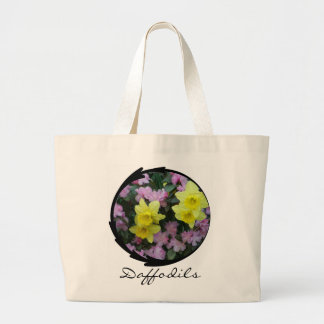 Daffodils/Narcissus/Azalea Tote Bag