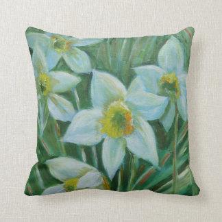 Daffodils pillow