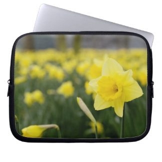 Daffodils (RF) Computer Sleeve